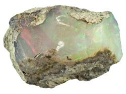 OP159<br>Ethiopian Opal Min 12.00ct Free-form Rough