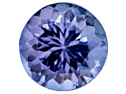 NTR086<br>Tanzanite Min 1.00ct 6.5mm Round