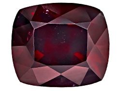 G1695<br>Arizona Anthill Garnet 2.10ct Minimum Mm Varies Rectangular Cushion