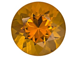 CSR007<br>Madeira Citrine Avg 2.00ct 9mm Round