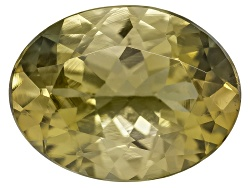 GZV035<br>Untreated Tanzanian Golden Zoisite Min 1.00ct 8x6mm Oval