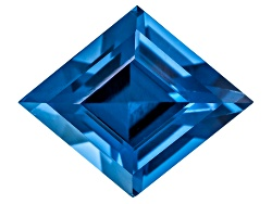 XTG3838<br>Sri Lankan Cobalt Blue Spinel 2.90ct 10.92x8.90mm Kite Shape With Gemworld Report