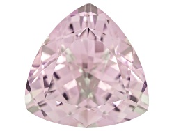 XTP4629<br>Afghani Untreated Peach Tourmaline 3.30ct 10.04x10.03mm Trillion