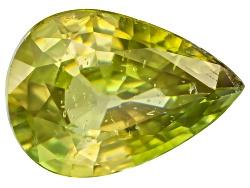 SPP058<br>Madagascan Sphene Min 1.00ct Mm Varies Pear Shape