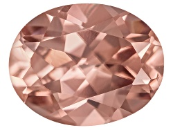 MZV009<br>Prima Rosa Zircon(Tm) Avg 3.50ct 10x8mm Oval