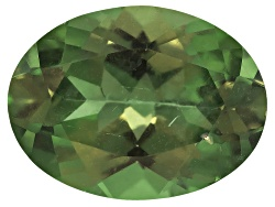 APV322<br>Untreated Madagascan Green Apatite Avg 1.15ct 8x6mm Oval