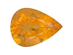 FOP121<br>Colheita Fire Opal(Tm) Honey Color Min 9.00ct Mm Varies Pear Shape