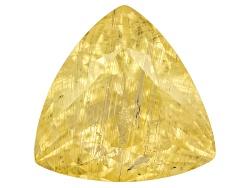 EXK1166<br>Tanzanian Tubular Danburite Min 3.50ct 10.5x10.5mm Trillion
