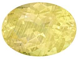 EXK1170<br>Tanzanian Tubular Danburite 6.17ct 14x10mm Oval