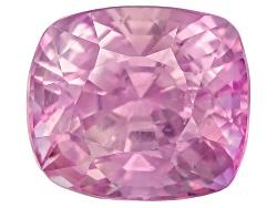 SBC644<br>Burmese Pink Sapphire 1.16ct 5.97x5.22mm Rectangular Cushion