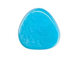 TQT001<br>Sleeping Beauty Turquoise 8mm Trillion Tehya Oyama Turquoise(Tm)