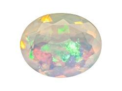 EOV1112<br>Ethiopian Opal Min 1.50ct 10x8mm Oval