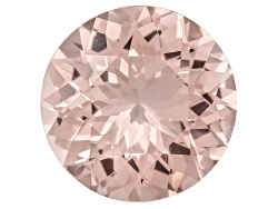 MGR155<br>Cor-de-rosa Morganite(Tm) Min 10.50ct 15.5mm Round