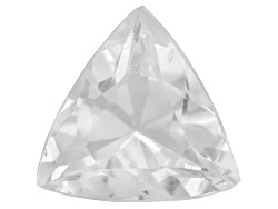 PCT004<br>Pakistani Pollucite 2.68ct 9.5x9.5mm Trillion