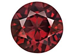 RUR126<br>Tanzanian Raspberry Rhodolite Garnet Avg 3.75ct 10mm Round
