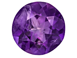 MYR105<br>Moroccan Amethyst With Needles Min 2.00ct 9mm Round