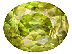 OBV205<br>Madagascan Sphene Min 2.50ct 10x8mm Oval