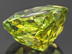 OBR458<br>Madagascan Sphene Min 1.50ct 7mm Round