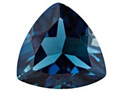 TO028<br>Brazilian London Blue Topaz 2.25ct Minimum 9mm Trillion